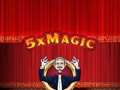 Hier ist das online Automatenspiel 5x Magic von #PlaynGo. Die Symbole dieses Glückspielautomaten sind ganz klassisch, trotzdem finden Sie hier auch spezielle Symbole. Im Ganzen ist der #Slot total spannend und attraktiv!