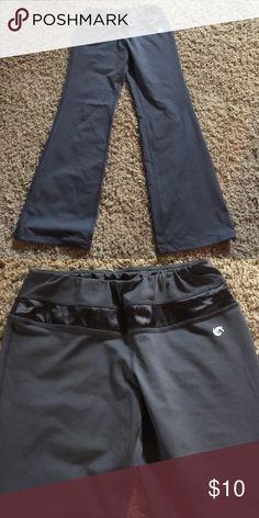New York & Company lounge pants New York & Company dark gray loving pants.  88% polyester / 12% spandex New York & Company Pants Track Pants & Joggers