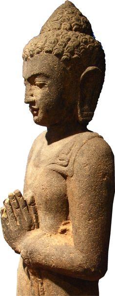 We love our Buddhas; Coily Hair, Kinky Hair, Bantu Knots, Buddha Head, Plaits, Cornrows, Curls, Africa, Statue