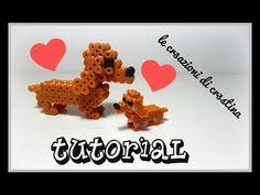 How To Make A Cute Perler Bead 3D Penguin - YouTube