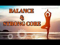 Balance&Strong Core Workout/Pilates/no equipment Fitness Pics, Workout Pictures, Pilates, Core, Strong, Youtube, Pop Pilates, Youtubers, Youtube Movies