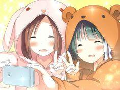 Isshuukan Friends - Selfie