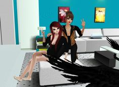 IMVU, the interactive, avatar-based social platform that empowers an emotional chat and self-expression experience with millions of users around the world. Virtual World, Virtual Reality, Gardian Angel, My Friend, Friends, Social Platform, Imvu, Avatar, Thats Not My