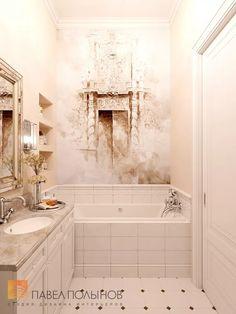 Фото дизайн ванной комнаты для детей из проекта «Дизайн квартиры 151 кв.м. в клубном доме «DEL' ARTE», современная классика»