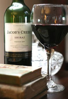 1999 Jacob's Creek Shiraz  Pure Barossa in its basic blackberry richness, this selection from Jacob's Creek's best vineyards has benefited from an additional couple of years of age, taking on complex mint and raspberry liqueur notes.