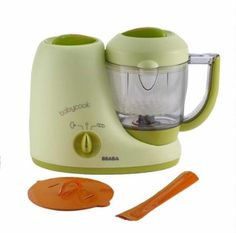 Beaba Babycook Baby Food Maker $119.95 Really helpful.