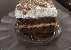 Greek Recipes, Sweet Desserts, Tiramisu, Food And Drink, Chocolate, Ethnic Recipes, Chocolates, Greek Food Recipes, Tiramisu Cake