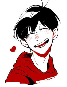 Protect this precious smile plz (osomatsu) cartoon n, me me me anime, Drawing Reference Poses, Drawing Poses, Cute Art Styles, Art Anime, Dibujos Cute, Estilo Anime, Art Poses, Wow Art, Anime Sketch