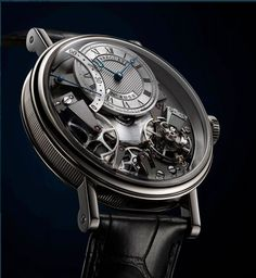 Breguet Tradition 7097 Automatique Seconde Rétrograde To Debut At Baselworld 2015 Dream Watches, Cool Watches, Rolex Watches, Fancy Watches, Elegant Watches, Casual Watches, Swiss Luxury Watches, Luxury Watches For Men, Watch Complications