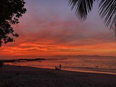 My Dream Home, Costa Rica, Beach House, Celestial, Sunset, Outdoor, Beach Homes, Sunsets, Outdoors