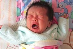 Frequent, unexplained crying in infants, known as colic, may be an early sign of migraine headaches, a new study suggests.