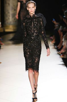 {fashion inspiration | runway : elie saab fall 2012 couture collection}, via Flickr.