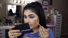 Full Face Makeup Tutorial /Cargo Cosmetics Face Makeup Haul, Review, Fir...