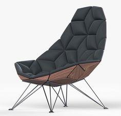 Tile Chair, de JSN Design
