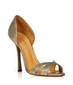 6248ae332cd Gold Metal Sandals - Edmundo  Castillo... http   ladiesstylish.