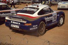Rallye Paris Dakar, Rear Wheel Drive, Rally Car, Car Brands, Tamiya, Courses, Porsche 911, Competition, Racing