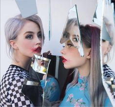 Elena Sheidlin @sheidlina Allison Harvard @alliharvard Allison Harvard, America's Next Top Model, Popular People, Russian Models, Surreal Art, Arya, Fashion Models, Cool Photos, Face