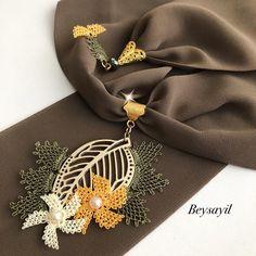 🌻🌻🌻 ~•~•~•~ #igneoyası #fular #kolye #takı #tesbih #tasarım #elemegi #hediyelik #ceyizlik #handmade #gelinbohcası #art #crochet…