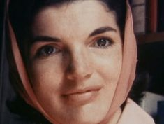 """I'm a woman above everything else"" Jackie Kennedy — thekennedyclan: Stills from the mini movie,..."