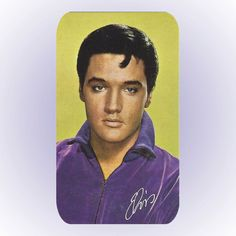 Vintage 1966 RCA pocket calendar featuring Elvis Presley.  The back includes the RCA Victor logo with Nipper the dog.  This wallet calendar is for sale at Tennessee Antique Shack.  $5.00