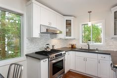 How To Make A Small Kitchen Look Bigger With Color