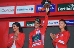 Gallery: 2014 Vuelta a Espana, stage 1 - Jonathan Castroviejo takes the first leader's jersey of the 2014 Vuelta a España. Photo: Tim De Waele | TDWsport.com