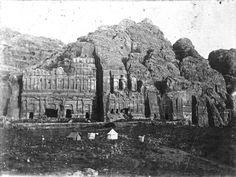 Gertrude Bell, Petra 1905