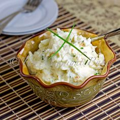 Heather's Garlic Mashed Potatoes