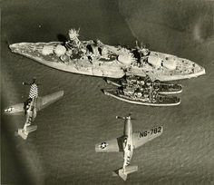U.S.S. Texas  Battleship