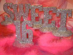 Sweet Sixteen party ideas @Yvonne Dowd