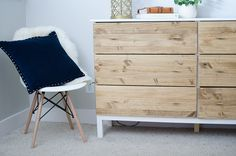 DIY Ikea Hack Dresser #builddresserdiy