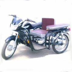 Active for All has a wide range of three wheeler for handicapped at reasonable prices. These are made from best quality component to give a long lasting life.