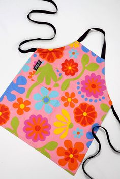 Mimi the Sardine Aprons and Spill Cloths for kids (eco friendly)