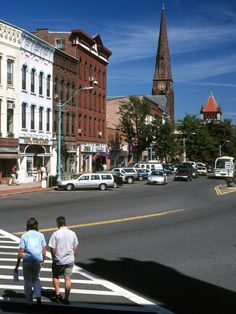 Photo: Downtown Northampton, part of Adventure Town USA article