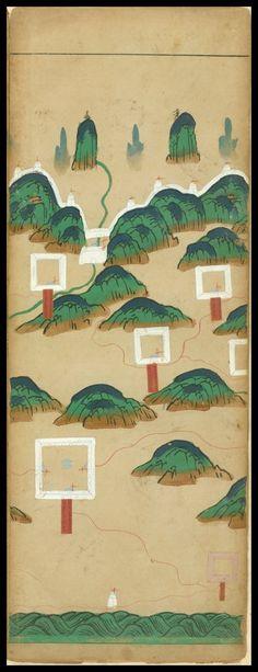 Atlas ilustrado de Shanhai, Yongping, Jizhou, Miyun, Gubeikou, Huanghua Zhen y otras áreas — Visor — Biblioteca Digital Mundial