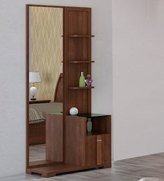 Modern Wood Furniture Design Modern wood furniture design is an elegant and versatile way to combine sleek, contemporary design aesthetic with more classic and traditional material. Furniture Dressing Table, Bedroom Dressing Table, Dressing Table Mirror, Table Furniture, Home Furniture, Furniture Design, Dressing Tables, Deco Furniture, Dressing Table Ideas India