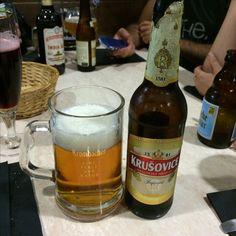 Cerveza Kruzovice