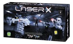Laser X game double set €49.95
