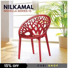 Buy strong & durable Nilkamal Chair series in classic designs online ...