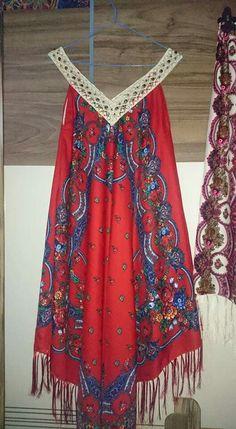 Fashion Sewing, Crochet Fashion, Diy Fashion, Fashion Dresses, Sewing Clothes, Crochet Clothes, Diy Clothes, Clothes For Women, Mode Russe