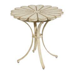 Daisy Table - Ethan Allen US 22d x 22.5h  $316