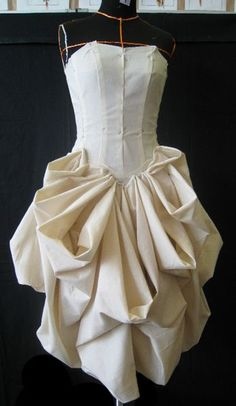 nice Draping on the stand to develop structure - fashion design couture techniques; m... by http://www.redfashiontrends.us/fashion-designers/draping-on-the-stand-to-develop-structure-fashion-design-couture-techniques-m/