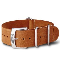 Bremont Nato Strap Hambleden Vintage Brown 22mm Regular #add-content #brand-watch-straps #classic #delivery-timescale-1-2-weeks #material-leather #official-stockist-for-bremont #packaging-bremont #subcat-bremont-straps-22mm #supplier-model-no-br-163-2112