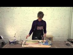 Ceramic Arts Daily – Handbuilding with Color and Texture with Lana Wilson