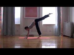 4 week Strength Building Yoga Routine - Week 4: Handstands for Everyone!