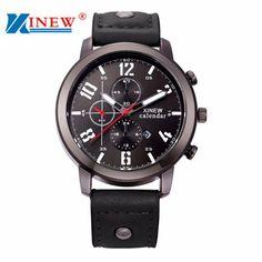 $4.80 (Buy here: https://alitems.com/g/1e8d114494ebda23ff8b16525dc3e8/?i=5&ulp=https%3A%2F%2Fwww.aliexpress.com%2Fitem%2FXINEW-brand-luxury-wach-Men-s-Leather-Stainless-Steel-Sport-Analog-Quartz-Date-Wrist-Watch-relogio%2F32735831833.html ) XINEW brand luxury wach Men's Leather Stainless Steel Sport Analog Quartz Date Wrist Watch relogio masculino horloges mannen #39 for just $4.80