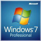 Windows 7 Professional SP1 64bit (Full) System Builder DVD 1 Pack