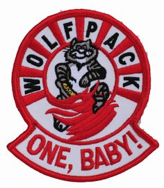 VF-1 Wolfpack - 'One, Baby'