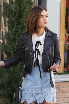 Raio X fashion: como se vestir como a sua PLL favorita | Capricho