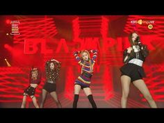 BLACKPINK - '불장난 (PLAYING WITH FIRE)' + '붐바야 (BOOMBAYAH)'  in 2017 Seoul Music Awards - YouTube